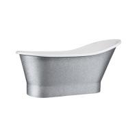 Ванна вільностояча Besco Gloria Glam 160  160x68 без переливу