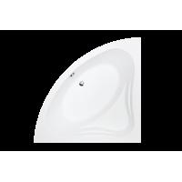 Ванна акрилова кутова Besco Mia 140  140x140 без ніжок