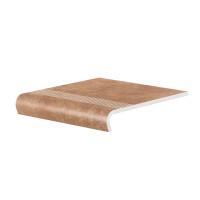 Сходинка з капіносом Cerrad V-shape Cottage curry 30x32  (10699)
