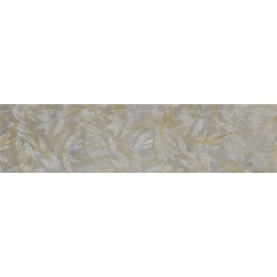 Плитка Cerrad Softcement silver flower poler 29,7x119,7 (5903313317443)