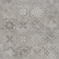 Плитка Cerrad Softcement silver patchwork матова 59,7x59,7 (5903313318020)