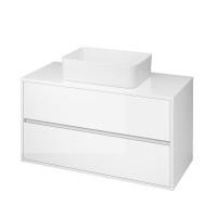 Шафка універсальна Cersanit CREA 100 біла (S924-006)