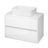 Шафка універсальна Cersanit CREA 80 біла (S924-005)