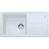 Кухонна мийка Franke MALTA BSG 611 - 78 білий (114.0375.033)