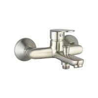 Змішувач для ванни Imprese Laska хром мат (10040S)