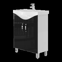 Тумба Ювента Trento Trn-65 чорна