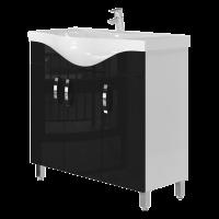 Тумба Ювента Trento Trn-87 чорна