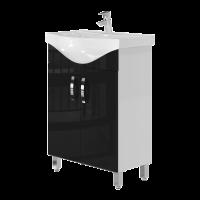 Тумба Ювента Trento Trn-60 чорна