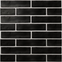 плитка BrickStyle The Strand 25x6 чорна (08С02)