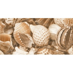 Декор Golden Tile Sea Breeze Shells 30x60 бежевий (Е11421)