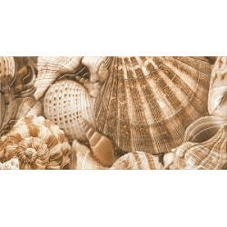 Декор Golden Tile Sea Breeze Shells 30x60 бежевий (Е11431)