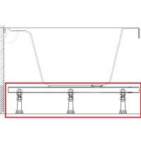 Опора для ванни Ravak Rosa універсальна (CY55000000)