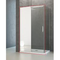 душова кабіна Radaway Espera Mirror фронтальна частина KDJ 140 L (380695-01L, 380234-71L)