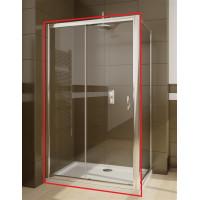 Елемент душової кабіни Radaway Premium Plus DWJ+S двері DWJ 150 прозоре скло (33343-01-01N)