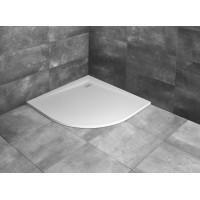 Душовий піддон з конгломерату мармурового Radaway Radaway Kyntos A white 90x90 (HKA9090-04)