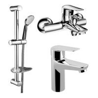 Набір змішувачів для ванни Volle NEMO 3 в 1 (1514112161)
