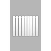 Рушникосушка Genesis-Aqua Batteria 80x60 см, білий