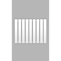 Рушникосушка Genesis-Aqua Batteria 100x60 см, білий