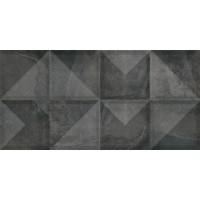 Плитка SLATE NERO DECOR 30х60 (стіна)