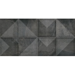 Плитка SLATE NERO DECOR 30х60 (стіна)