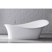Ванна Marmorin ALICE I  1790x750 біла без переливу (P 551 180 020 010)